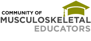 Community of Musculoskeletal Educators